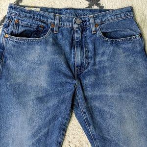 Levi's Jeans - Levi's Premium 502 Taper Fit Flex Jeans - EUC!